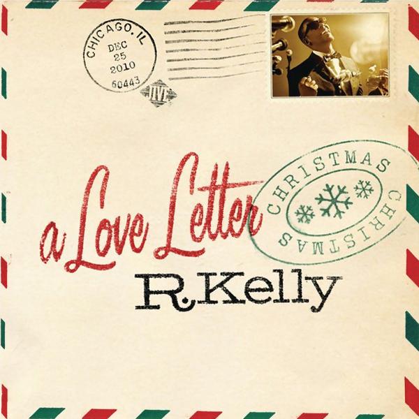 聖誕特輯】R Kelly A Love Letter Christmas iMusic 愛音樂